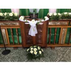 Arreglo de Altar
